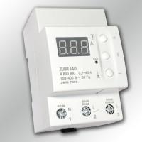 Реле контроля тока ZUBR I40
